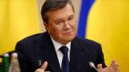 Der Bundesrat hat die Banken angeordnet, mögliche Konten von Viktor Janukowitsch in der Schweiz zu blockieren. Bild: Viktor Janukovitsch.