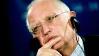 Günter Verheugen, früherer EU-Kommissar in Brüssel. Archivbild.