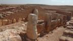 Ebla, eine wichtige antike Stadt des 3. Jahrtausends vor Christus.