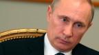 Präsident Putin erhält Zustimmung für einen Militäreinsatz.
