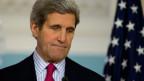 Der US-Aussenminister John Kerry droht mit Wirtschaftssanktionen.