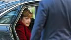 Zur Lage in der Ukraine meint der russische Botschafter, der Westen solle das richten. Bild: Die deutsche Bundeskanzlerin in Brüssel.