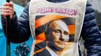 Die internationale Gemeinschaft denkt über Sanktionen gegen Russland nach - nachdem sich auf der Krim die grosse Mehrheit für einen Anschluss an Russland entschieden hat.