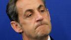 Der ehemalige französische Präsident Nicolas Sarkozy.