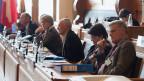 Sitzung des Auslandschweizerrates in Bern