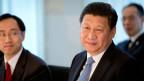 Xi Jinping auf Besuch in Den Haag
