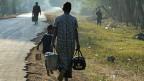 Wie in allen Kriegen, hat auch in Sri Lanka die Zivilbevölkerung den höchsten Preis bezahlt. Ein Bild von 2007.