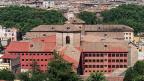 Das Römer Gefängnis Regina Coeli.