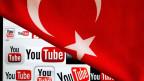 Der türkische Ministerpräsident Tayyip Erdogan kontrolliert die sozialen Medien und verbietet Youtube.