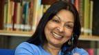 Mallika Sarabhai.