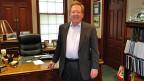 Der grüne Rapublikaner Jim Brainard. Er ist Bürgermeister von Carmel im US-Bundesstaat Indiana.