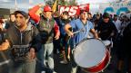 Generalstreik in Argentinien.