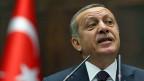 Der türkische Premier Recep Tayyip Erdogan.