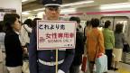Grünes Licht für japanische Frauen.