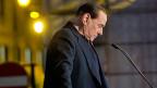 Silvio Berlusconi. Der Hausarrest bleibt ihm erspart.