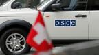 Die rund 100 OSZE-Beobachter aus 14 Nationen, die seit einigen Tagen in der Ukraine unterwegs sind, sollen möglichst rasch Antworten liefern. Wer steckt hinter den Aufwieglern, die immer mehr ukrainische Städte unter ihre Kontrolle zu bringen versuchen?