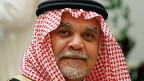 Der saudische Prinz Bandar bin Sultan.