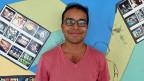 Anshuman Bapna, der 36-jährige Mitgründer des Startups Mygola.