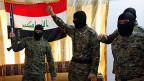 Immer mehr kamen Abou Hamza Zweifel, ob dieser Kampf wirklich eine gerechte Sache sei.