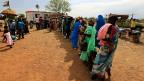 Seit den Anschlägen vergangener Woche sind wieder viele Menschen im Südsudan auf der Flucht vor der Gewalt.