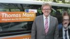 Thomas Mann ist seit 20 Jahren für die CDU im Europa-Parlament.