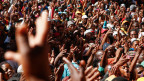 Ausschreitungen in Südafrika sind an der Tagesordnung. Die Menschen fordern Wasser, Strom, Bildung.