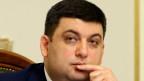 """Wladimir Groisman: «""""Ich werde Ihnen zeigen, was es bedeutet, ein Land zu führen.»."""