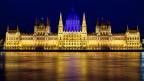 Das Gefühl, Bürger zweiter Klasse zu sein, ist weit verbreitet in den östlichen EU-Ländern. Parlamentsgebäude in Budapest.