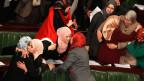 Frauen spielen im tunesischen Verfassungskonvent eine wichtige Rolle. Beinahe ein Drittel der Abgeordneten ist weiblich.