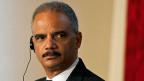 Eric Holder, US-Justizminister, droht: «Keine Bank ist zu gross, um sich einem Strafurteil zu entziehen».