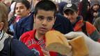 Viele Griechinnen und Griechen sind froh um die von Freiwilligen betriebenen Suppemküchen für die Armen.