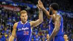 Der Besitzer des Los Angeles Basketballteam Clippers verbot seiner Freundin, sich mit farbigen Menschen öffentlich zu zeigen. Gegen die Afroamerikaner in seiner Mannschaft scheint er zumindest nichts zu haben.