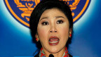 Die vom Verfassungsgericht abgesetzte thailändische Regierungschefin Yingluck Shinawatra.