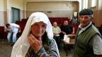 Bulgarische Muslime an den Europawahlen von 2009.