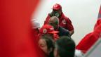 Fast die Hälfte aller türkischen Arbeiter arbeitet illegal, ohne Rechte. Vor 35 Jahren wollten die Militärs mit der Verfassung eine gewerkschaftsfreie Gesellschaft erreichen. Die Verfassung gilt heute noch. Bild: 1. Mai-Demonstration 2014 in Istanbul.