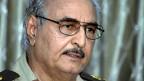 General Khalifa Haftar - eine Schlüsselfigut im neuesten Kapitel der libyschen Revolution,