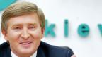 Rinat Achmetov, der reichste Ukrainer.