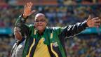 Ein guter Sänger. Das ist Jacob Zuma zweifelsohne. Seine Qualitäten als Politiker hingegen sind zweifelhaft.
