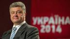 Der neue Präsident der Ukraine: Petro Poroschenko.