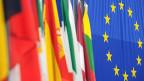 Trotz der massiven Stimmengewinne der EU-Skeptiker bleiben im europäischen Parlament die EU-Befürworter die klare Mehrheit.