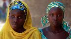 Joy Bishara und Hadiza Fali sind zwei der von Boko Haram entführten Schulmädchen. Sie konnten sich mit einem Sprung von einem Lastwagen retten.