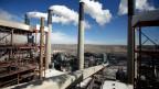 Kohlekraftwerk in Wyoming am 14. März 2014.