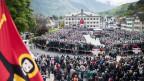 Die Schweiz als Vorbild? Die Landsgemeinde in Glarus am 4. Mai 2014.