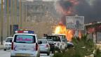 Nicht nur in der libyschen Stadt Benghasi (Bild vom 2. Juni) ist die Arbeit für IKRK-Helfer gefährlich.