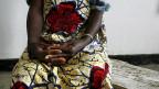 Eine Überlebende einer Massenvergewaltigung im Kongo.