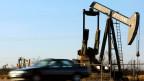 Mit der sogenannten Fracking-Methode wird Öl und Gas aus Schiefergestein gewonnen.