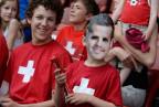Junge Schweiz-Fans