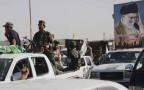 Schiitische Kämpfer in Basra
