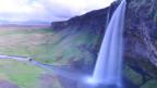 Die schwerste Finanzkrise in der Geschichte des seit 1944 unbhängigen Islands ist bis heute zu spüren. Bild: Wasserfall in Island.