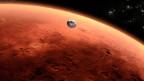 Stündlich ein Foto vom Mars.